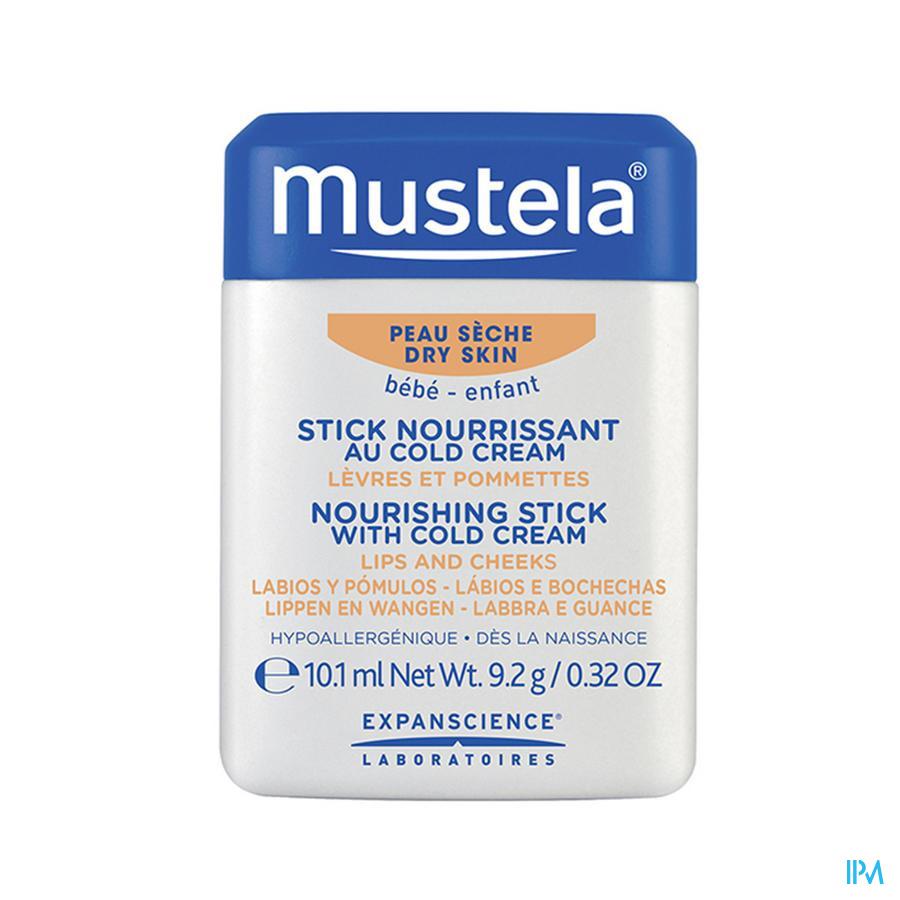 Mustela Ps Stick Voedend Cold Cream 9,2g