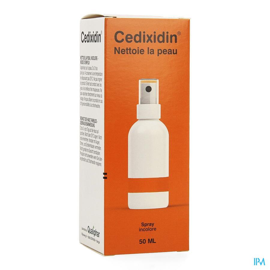 Cedixidin Spray Opl Reinigend 50ml