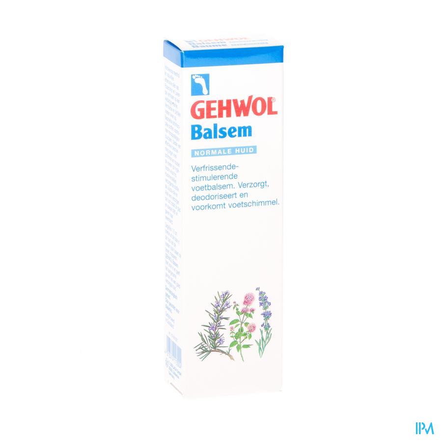 GEHWOL BALSEM VOETEN            75ML