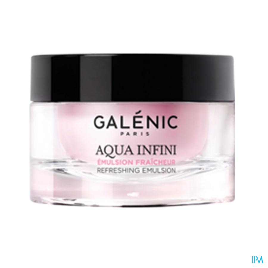 Galenic Aqua Infini Emuls Frisheid Nh Pot 50ml
