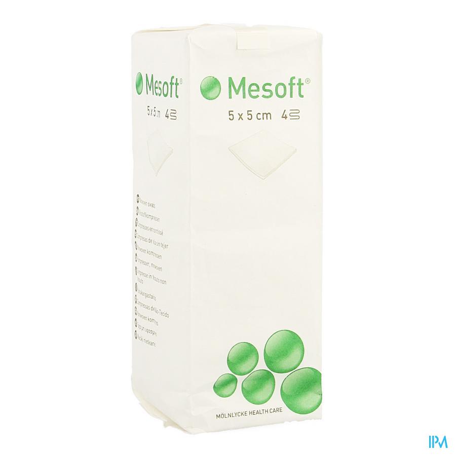 Mesoft Cp N/st 4c 5,0x 5,0cm 100 156015