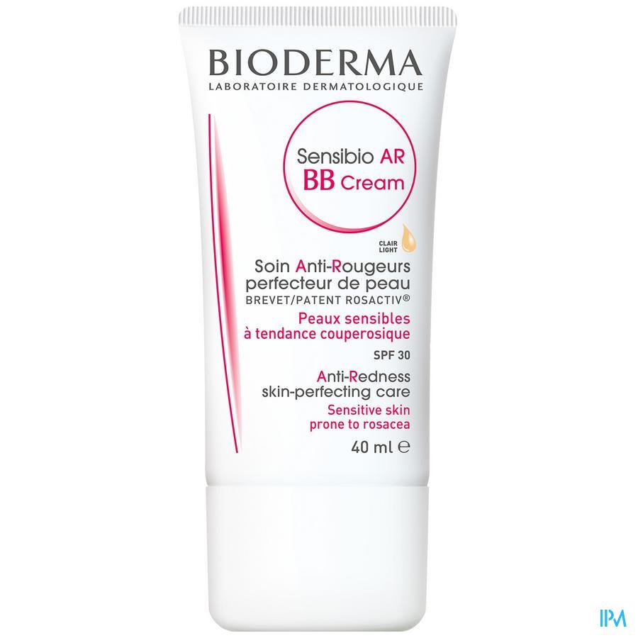 Bioderma Sensibio Ar Bb Verzorgingscr.a/roodh 40ml