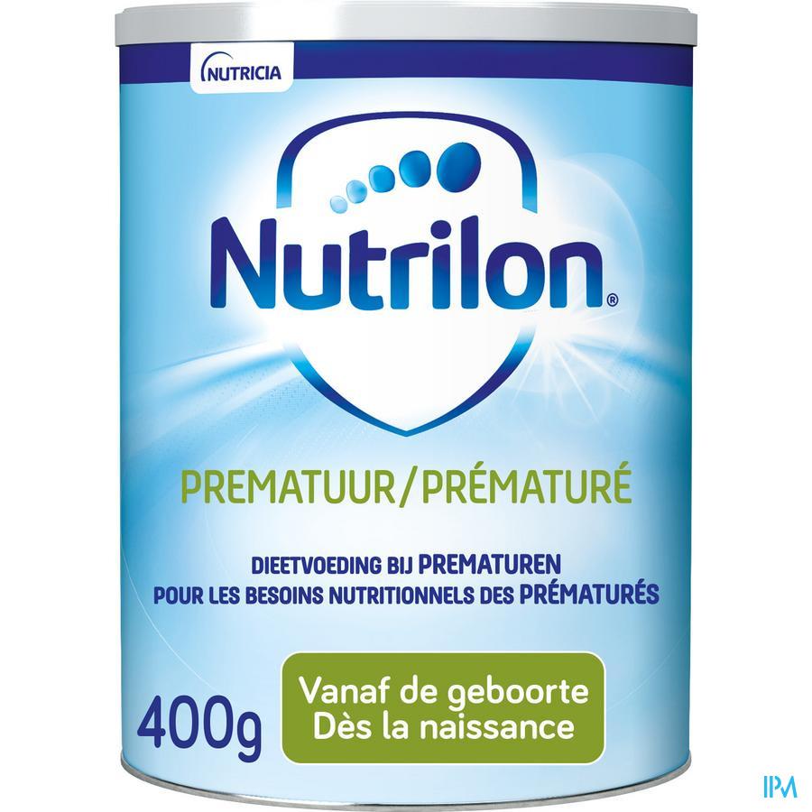 Nutrilon Prematuur poeder 400g Volledige zuigelingenvoeding