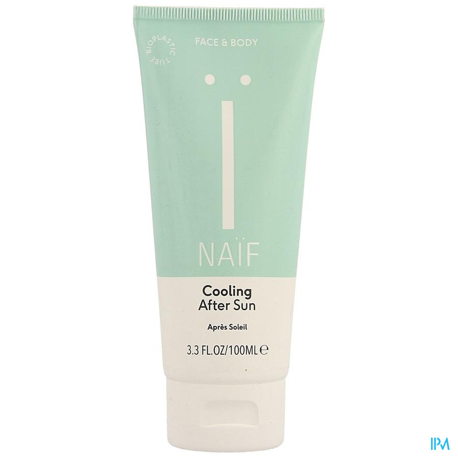 Naif Cooling Aftersun 100ml