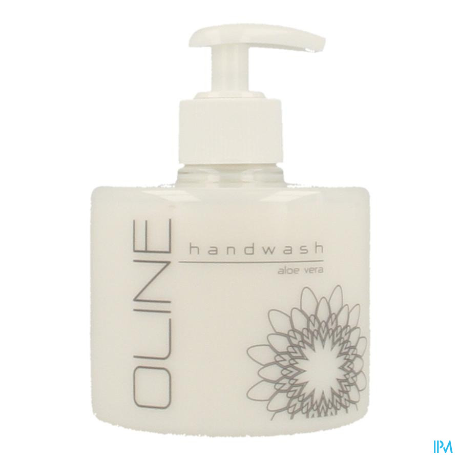Oline Handwash Aloe Vera Fl 300ml