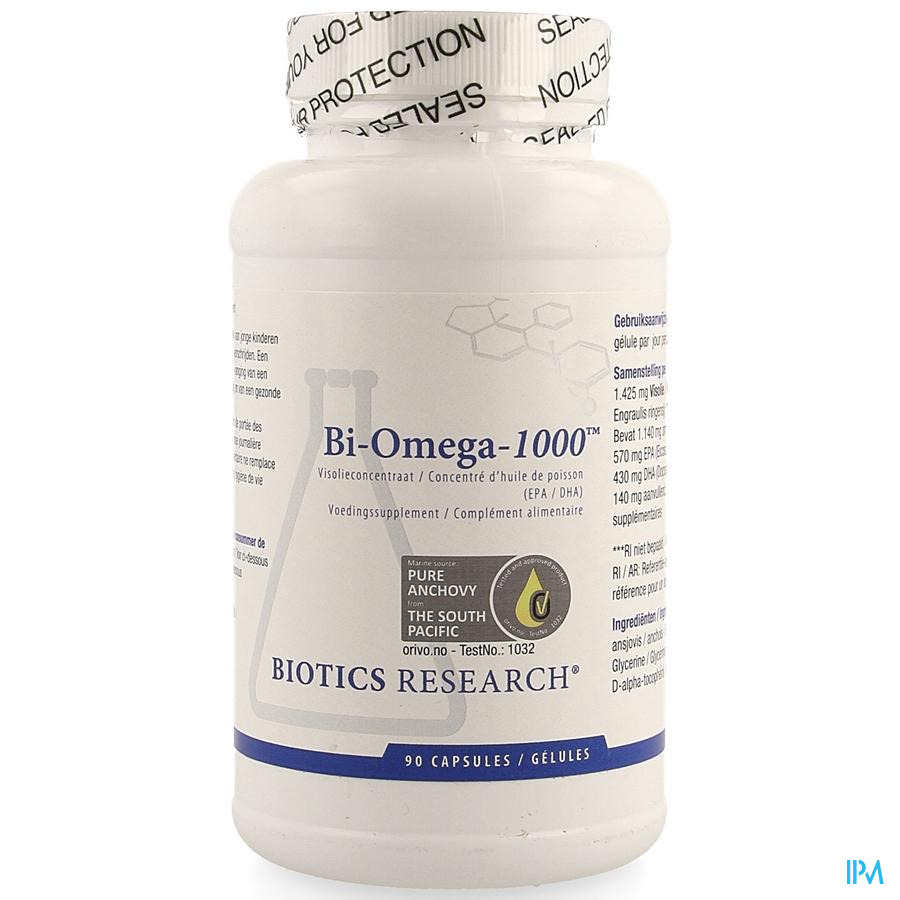 Bi-omega 1000 Caps 90 Nf