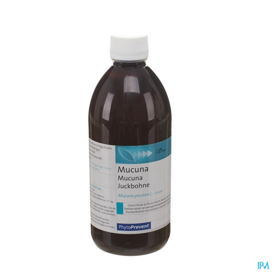 Phytostandard Mucuna Extr Fluide 500ml