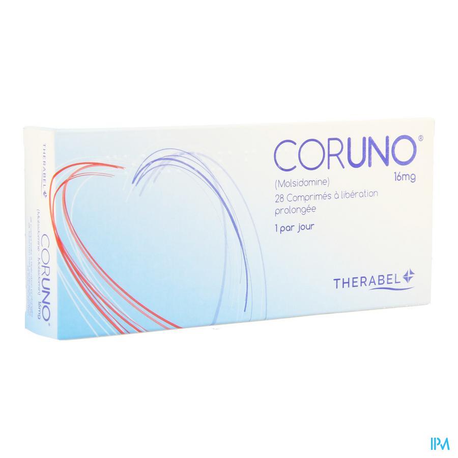 Coruno Tabletten Retard 28 X 16 mg