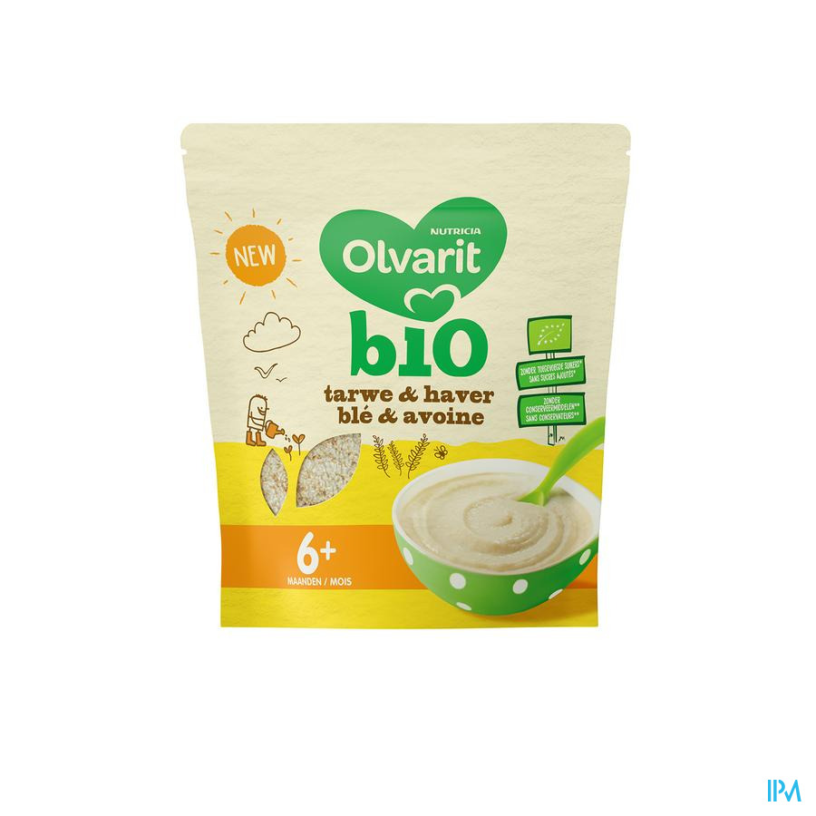 Olvarit BlÉ Avoine Sach 180g