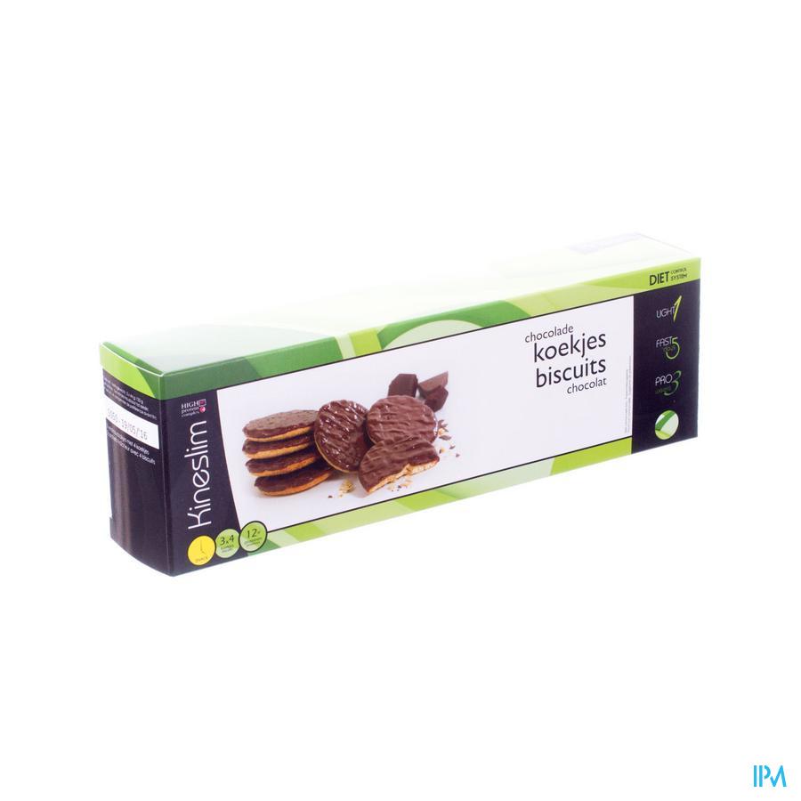 Kineslim Chocoladekoekjes Reep 3x4