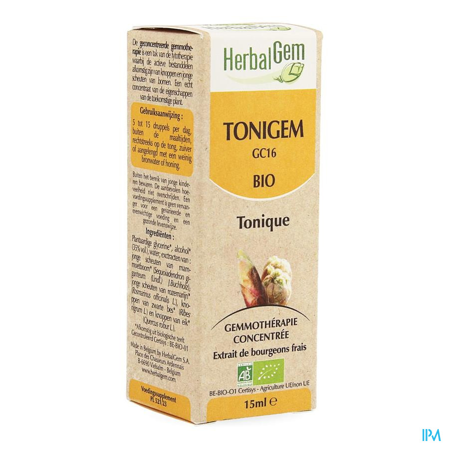Herbalgem Tonigem Complex 15 ml