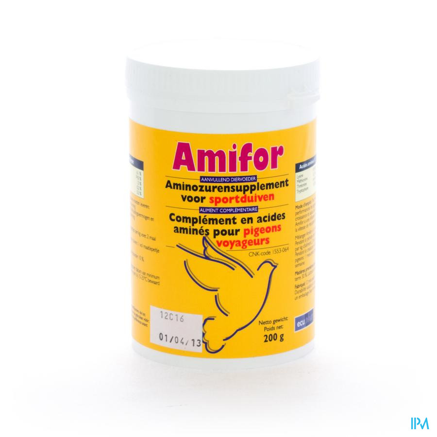Amifor Pdr Soluble 200g