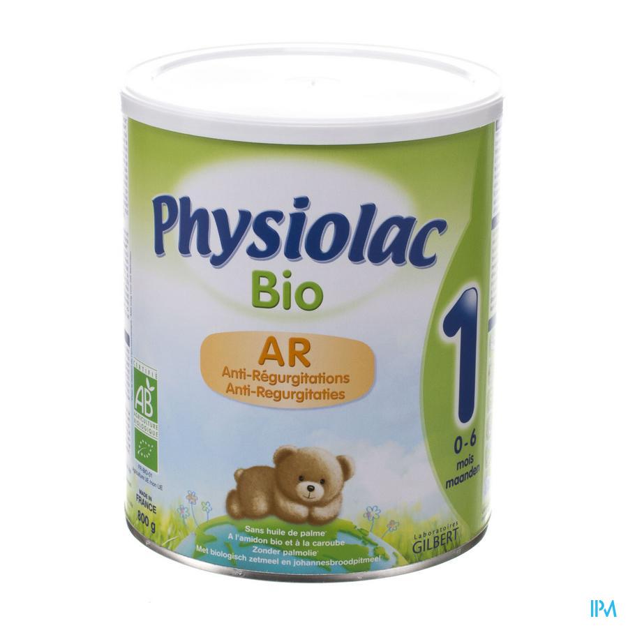 Physiolac Ar Bio 1 Poedermelk 800g