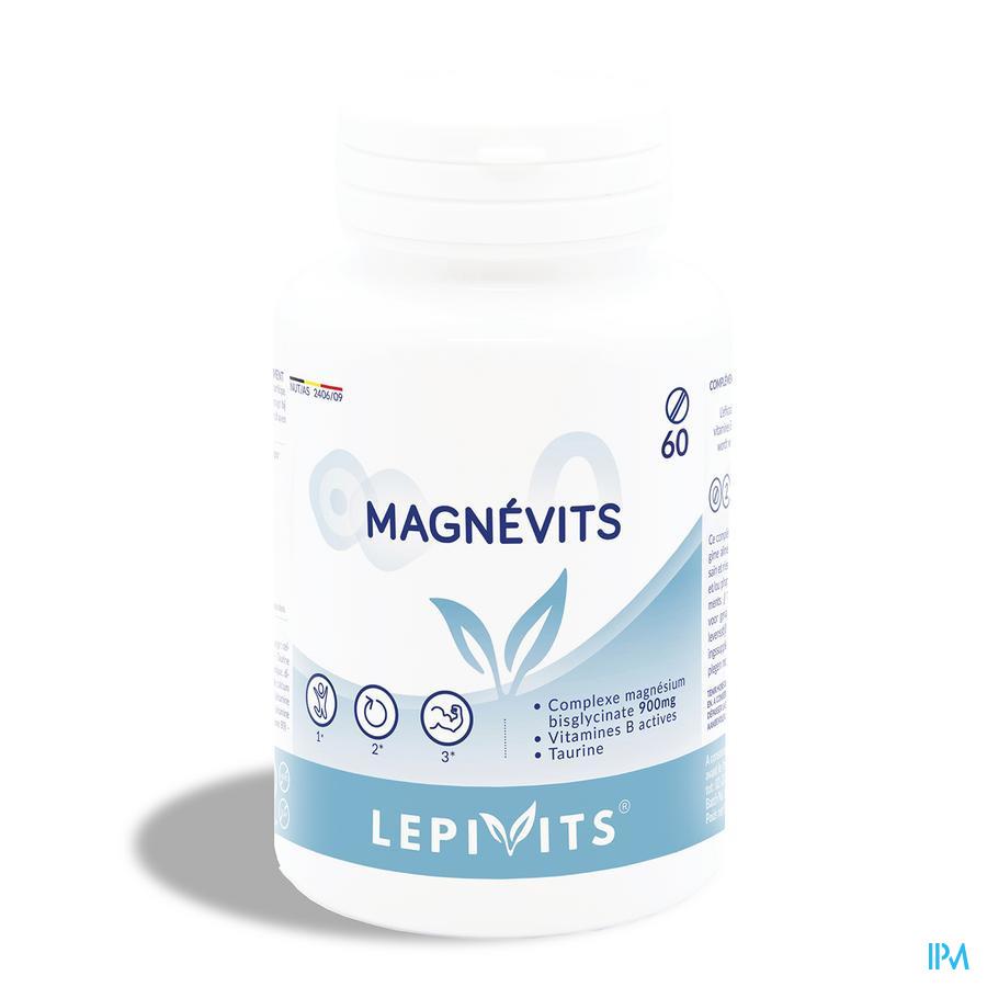 Lepivits Magnevits Plus Comp 60
