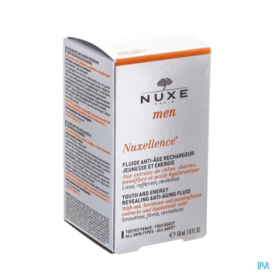 Nuxe Men Nuxellence Verz. A/age Jeugd Energie 50ml