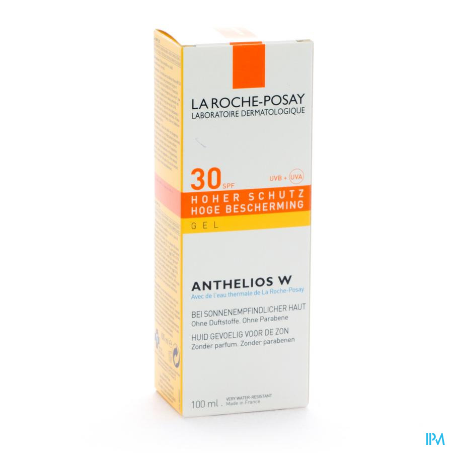 La Roche Posay Anthelios Gel Ip30 100ml