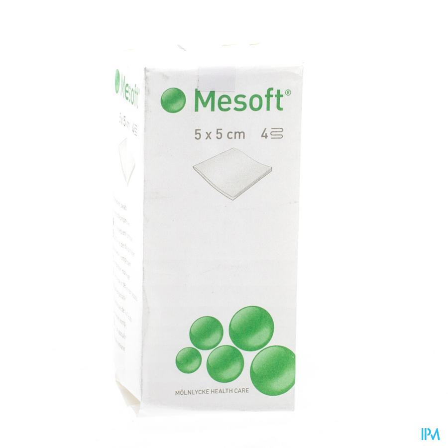 Mesoft S Cp N/st 4c 5,0x 5,0cm 100 157000