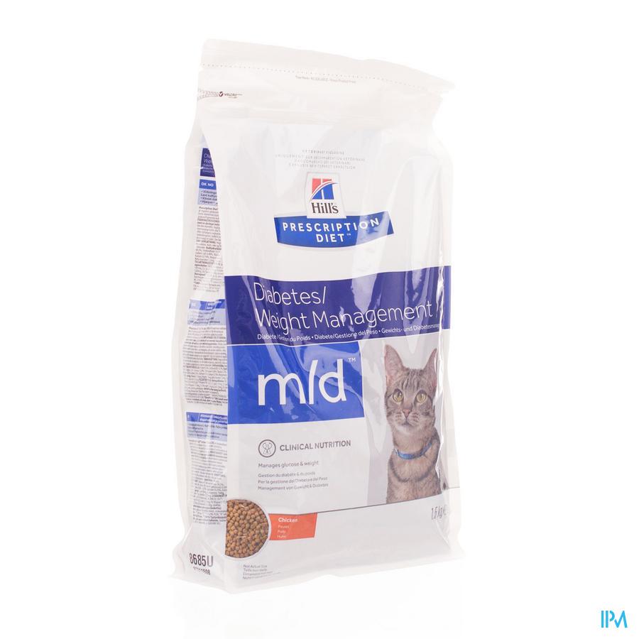 Hills Prescrip.diet Feline Md 1,5kg 8685m