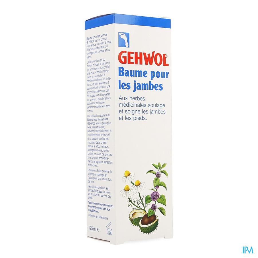 Gehwol Baume Jambes 125ml Consulta