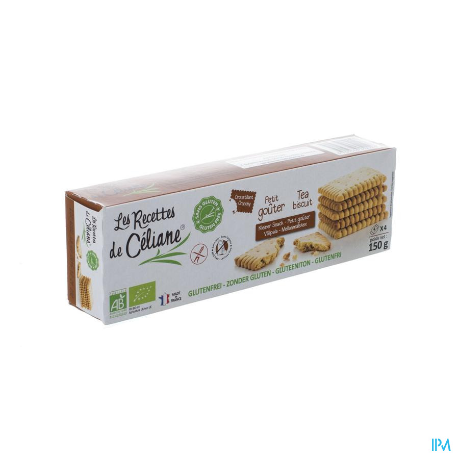 Celiane Sables Nature Bio 150g 4088