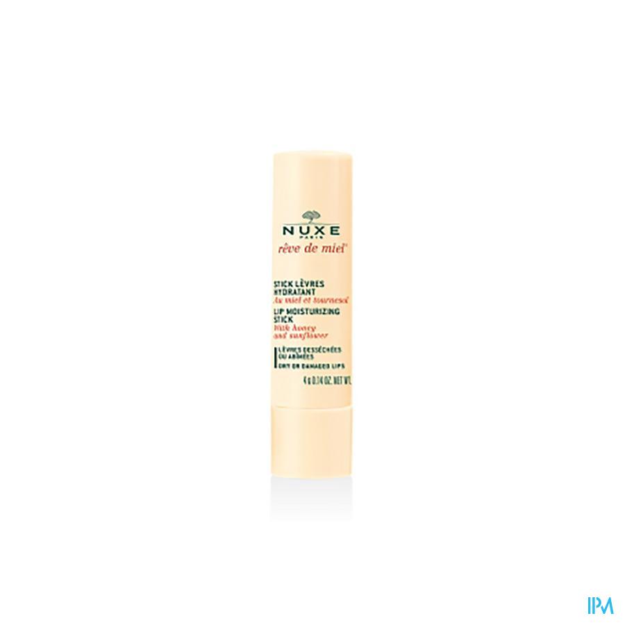 Nuxe Reve De Miel Lipstick Hydra Duo 2x4g