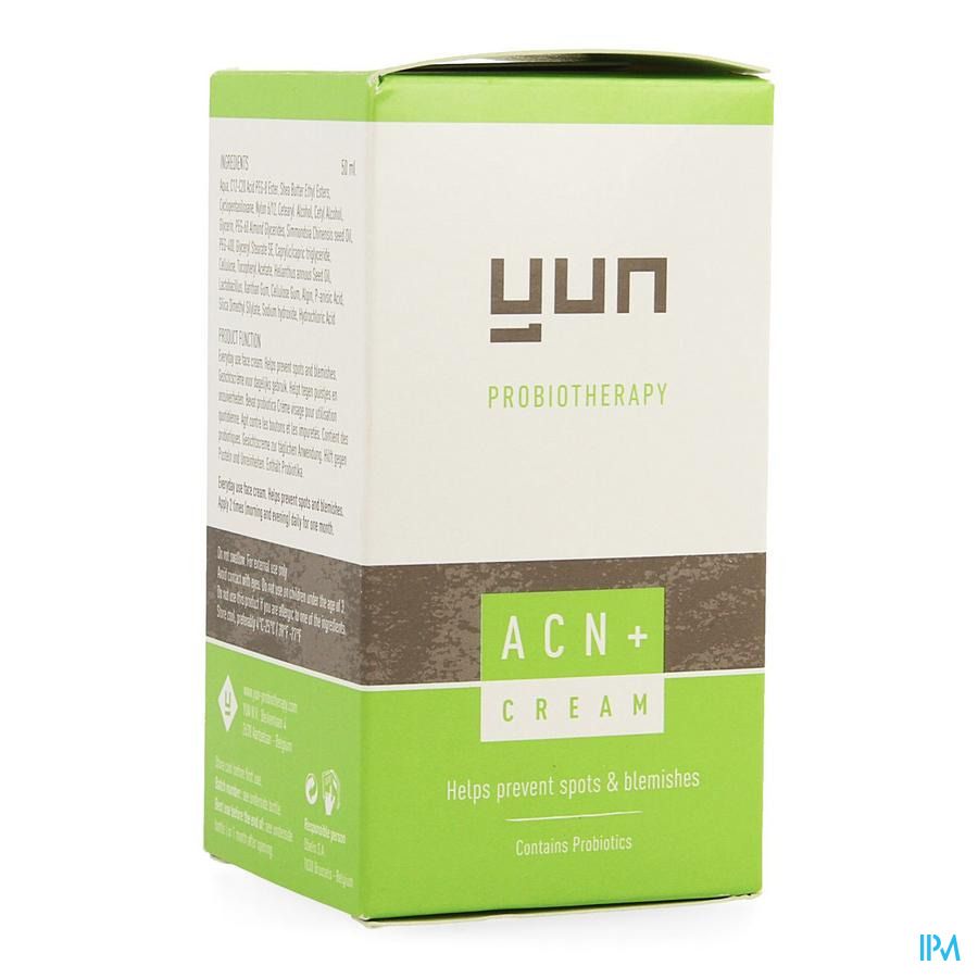 Yun Acn+ Cream 50ml