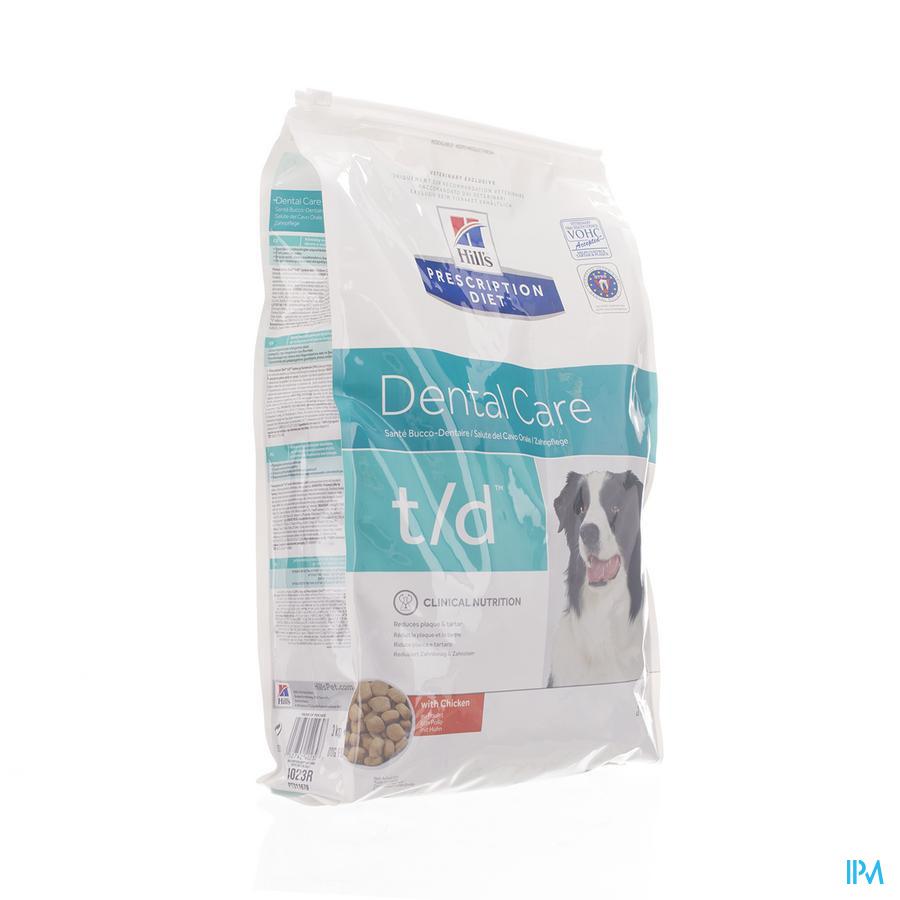 Hills Prescrip.diet Canine Td 3kg 4023m
