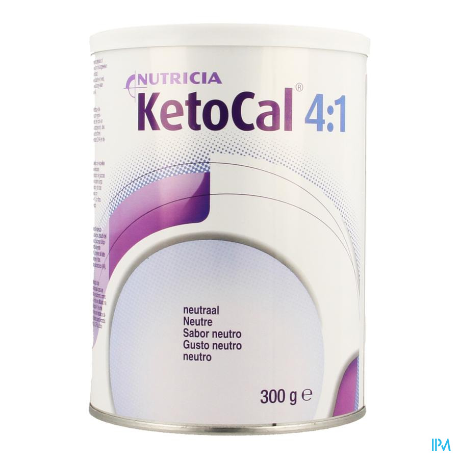 Ketocal 4/1 Neutre 300g Rempl.2660108