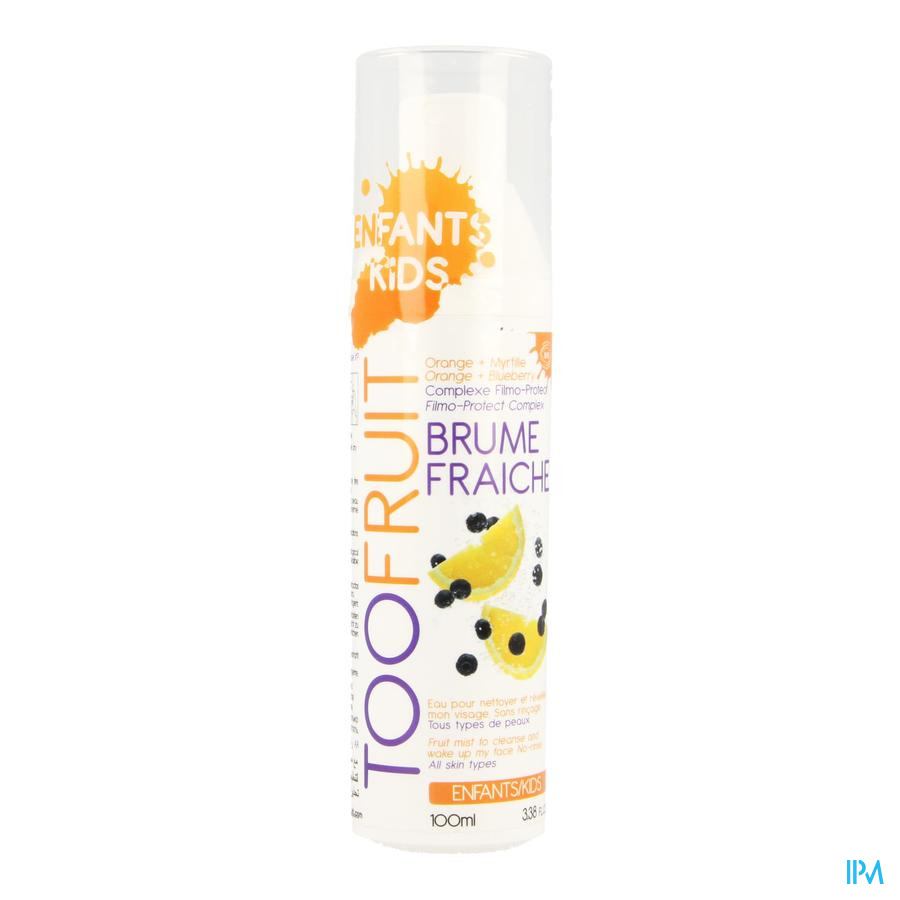 Too Fruit Brume Fraiche Fruitwater Spray 100ml