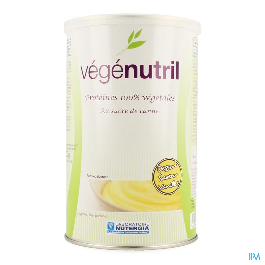 Vegenutril Dessert Vanille Pdr 300g