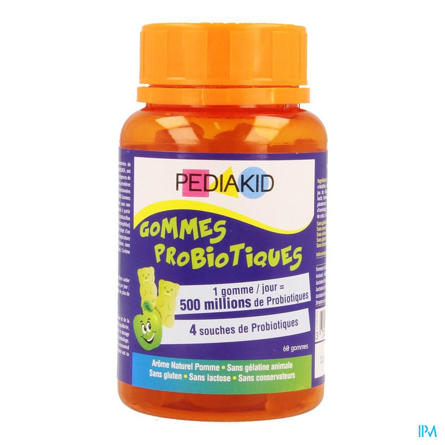 Pediakid Gummes Probiotica Gommetjes 60