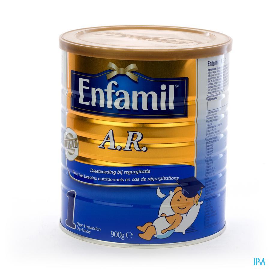ENFAMIL AR1 LIPIL ZUIGELING 0- 4M PDR 900G