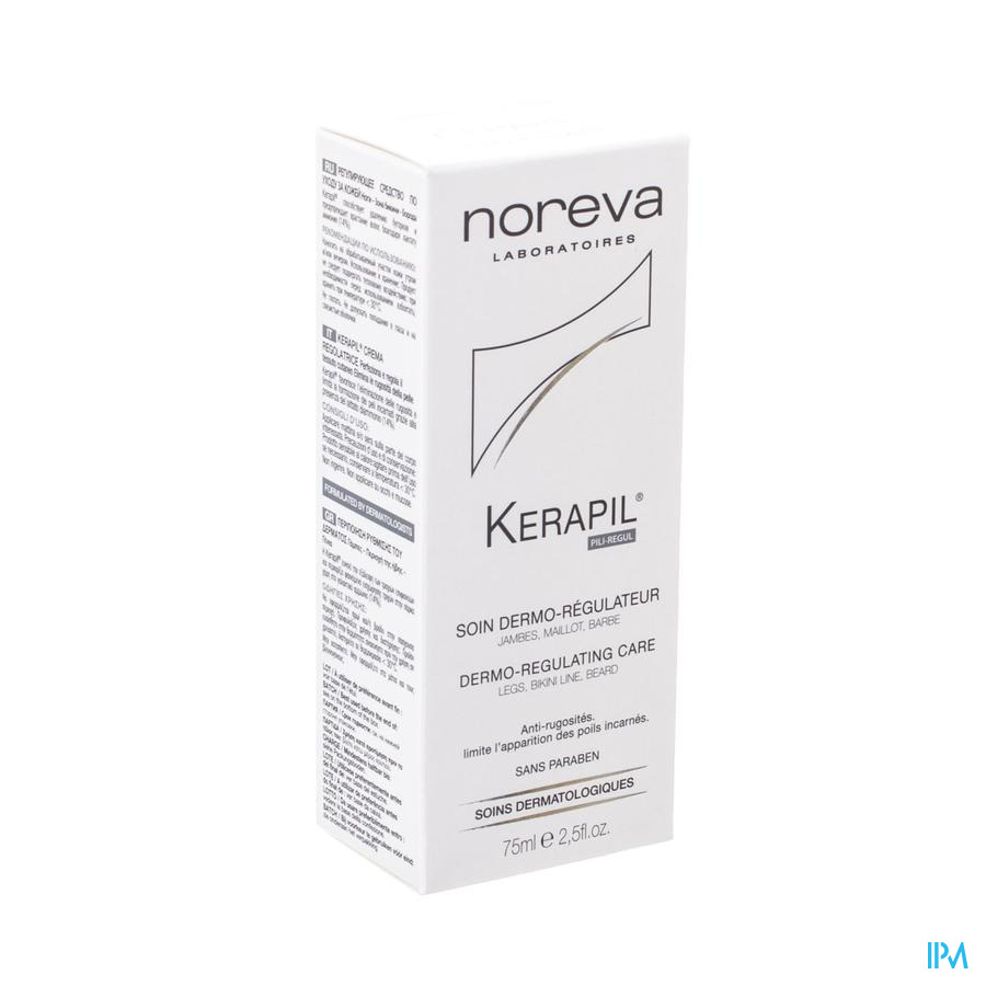 Kerapil Dermo Regulerende Verzorging Tube 75ml