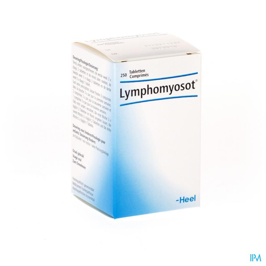 Lymphomyosot TABL 250 Heel