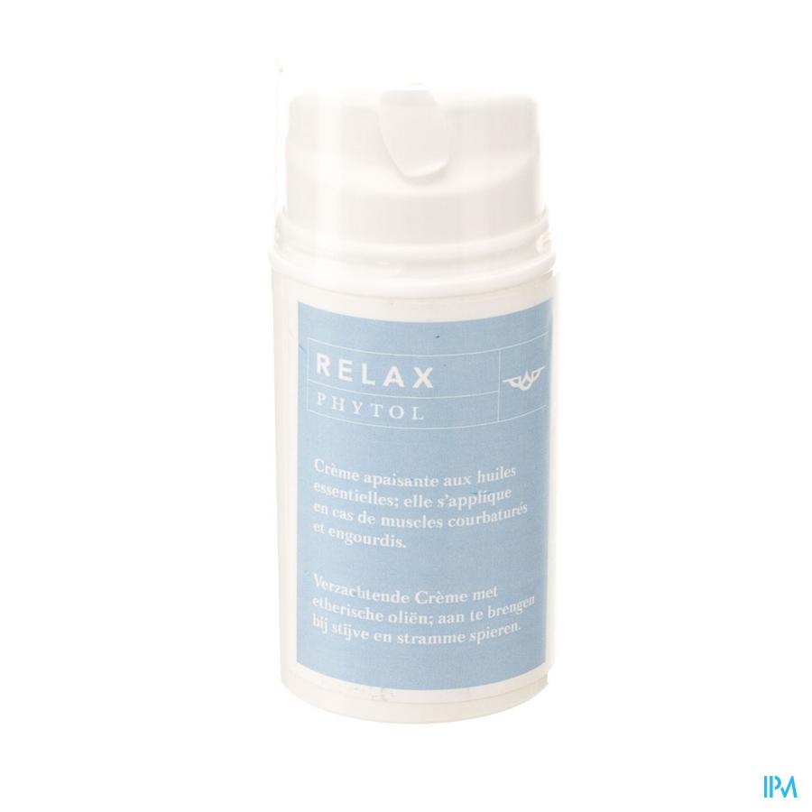Relaxphytol Creme Verzachtend Met Ess.olieen 50ml kopen doe je voordelig hier