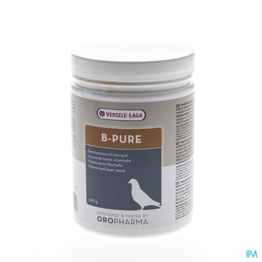 B-pure Biergist Gevitamineerd 500 gr