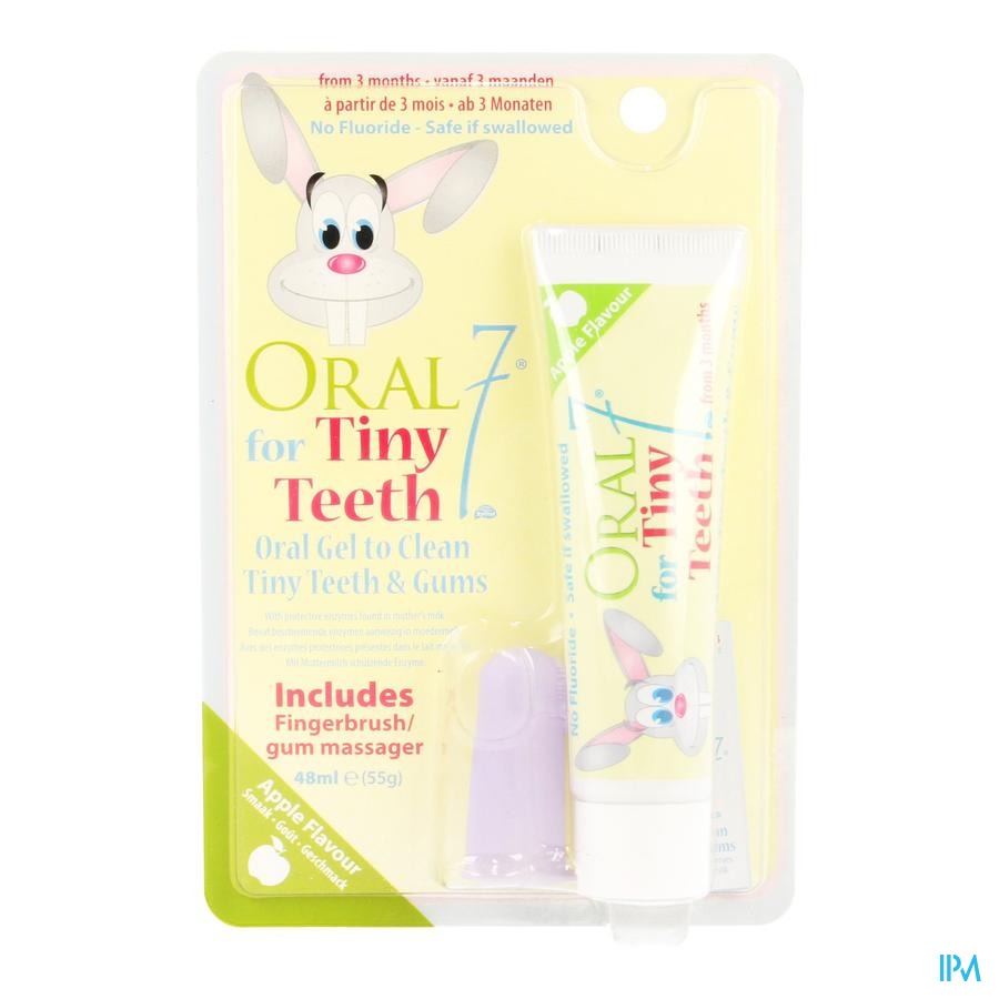 Oralseven Tiny Teeth Combo Gel 48ml
