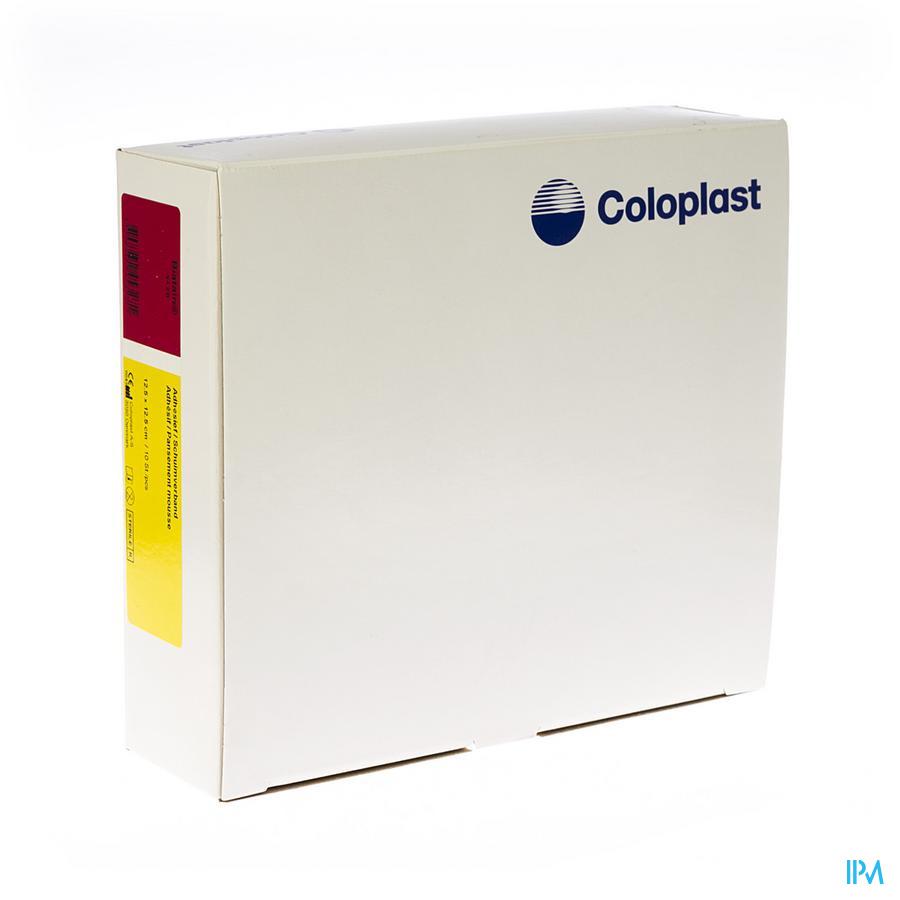 Biatain Pansement Mousse Adhesive 12,5x12,5cm 10 33430  -  Coloplast