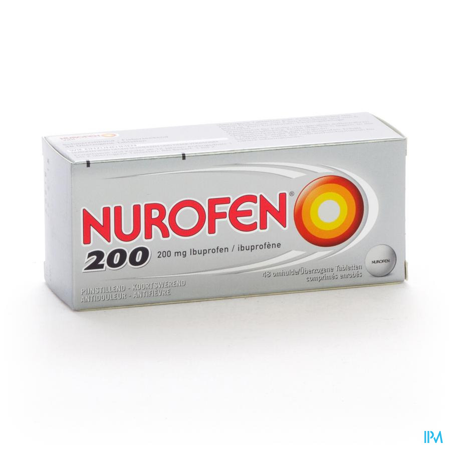 Nurofen Drag 48x200mg