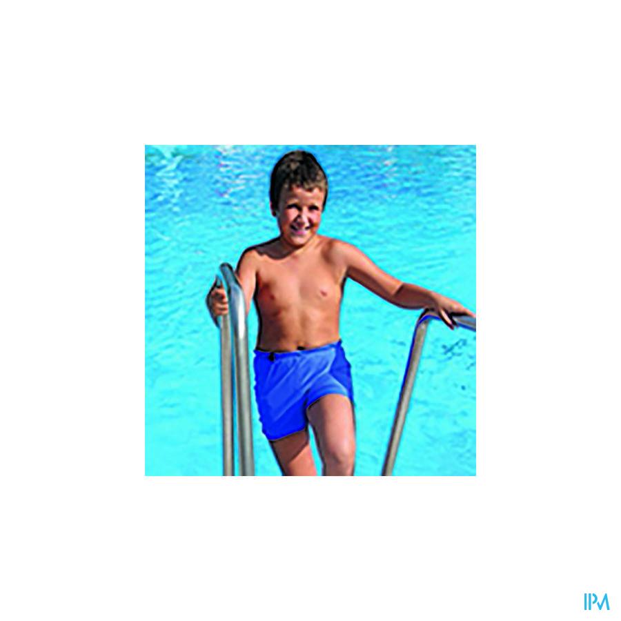 Suprima 1522 Zwemshort + Slip Pe Jongen Blauw T152