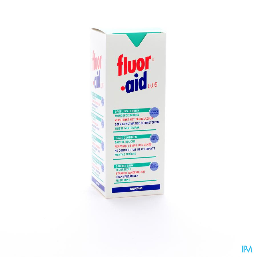 Fluor Aid 0,05% Solution Buccale 500ml 3104