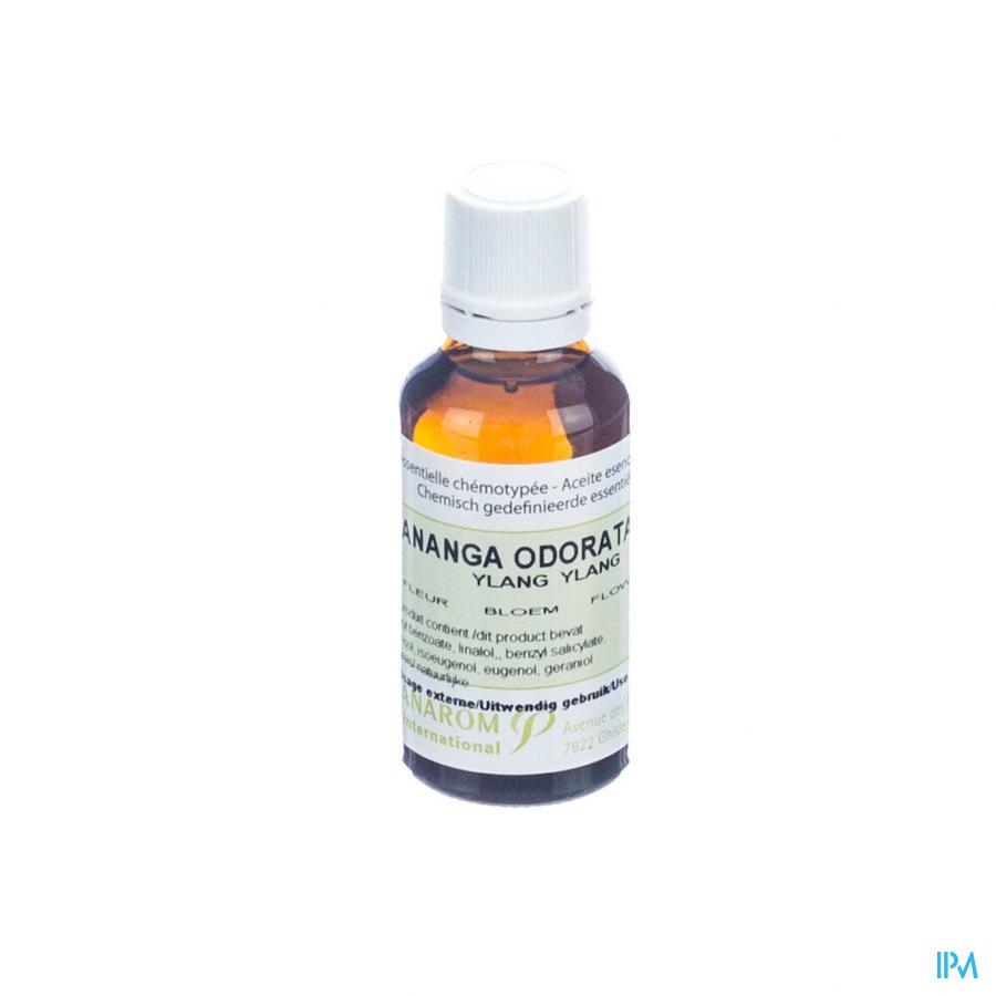 Ylang Ylang Extra Ess Olie 30ml Pranarom