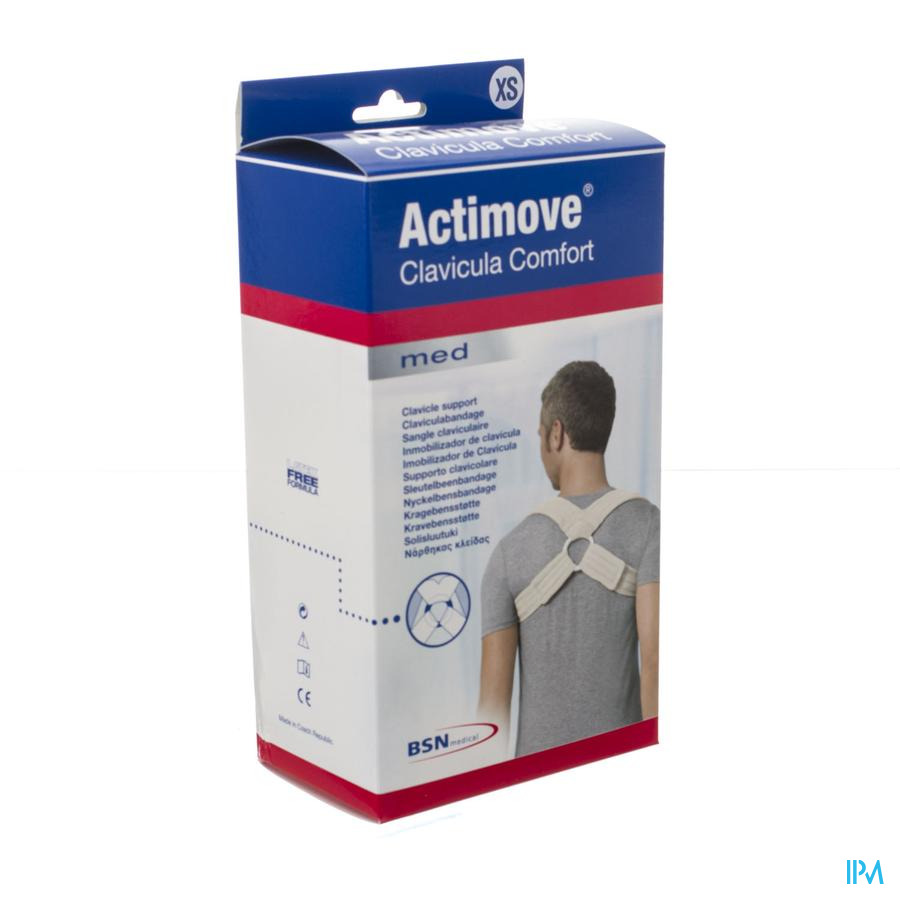 Actimove Clavicula Comfort Xs 7997400