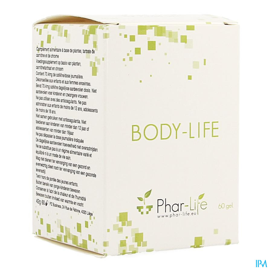 Phar Life Body-life Caps 60