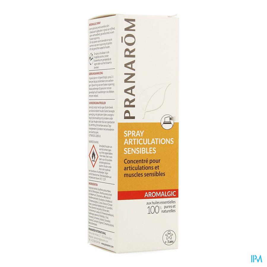 Aromalgic Spray Articulations Souples 50ml