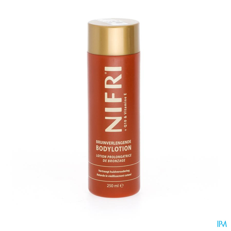 Nifri Prolongateur Bronzage 250ml